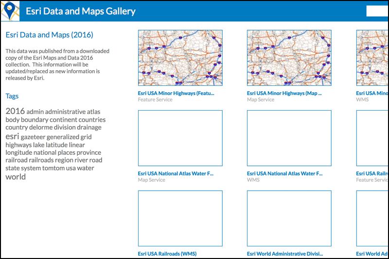 NCCS Spatial Analytics Platform